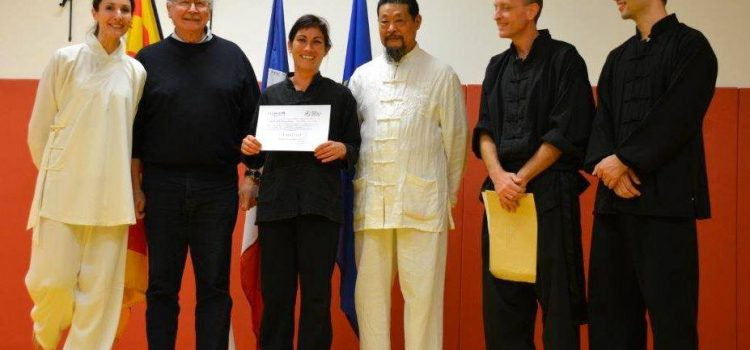 Traditional Chinese Arts Academy : Zen et Dynamique